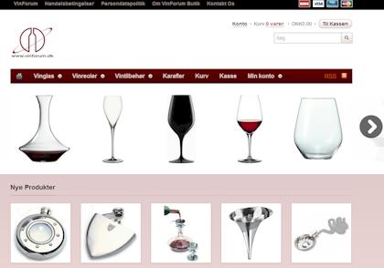 vinforum butik